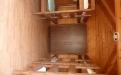 A Bakonyi Turistaszálló faházainak belseje